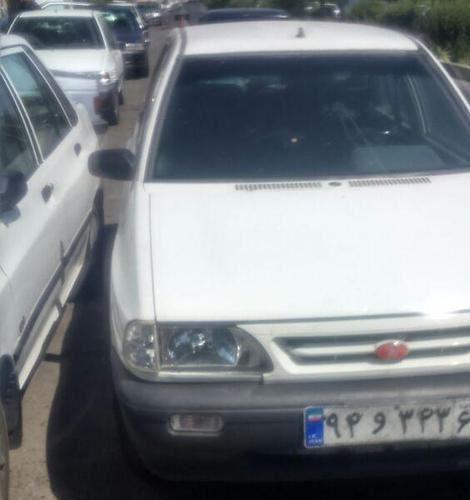 قیمت خودروپراید مدل85 - 99